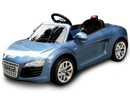 Электромобиль Audi R8 Kalee (цвет синий)