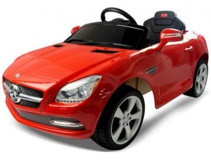 Электромобиль Mercedes SLK CLASS 2010 Rastar (цвет красный)